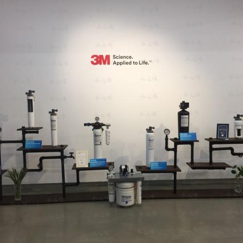 3M 商用淨水器說明
