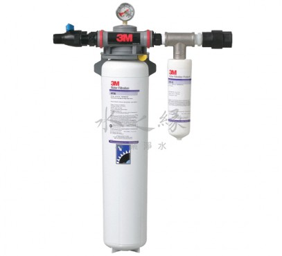 3M 商用高流量複合式淨水系統 DP190 中央處理