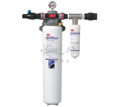 3M DP190 中央處理 商用高流量複合式淨水系統