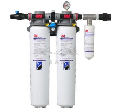 3M DP290 中央處理 商用高流量複合式淨水系統