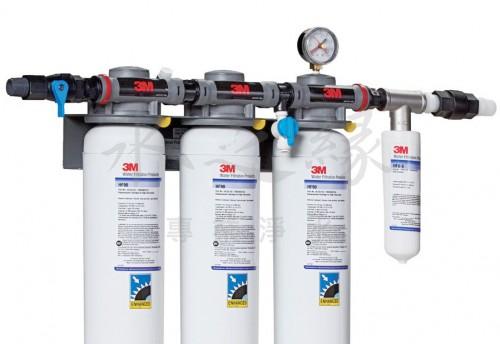 3M 商用高流量複合式淨水系統 DP390 中央處理