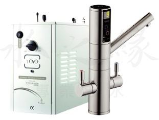 TOYO TYH-806S櫥下型鹼性離子水生成器+熱飲系統